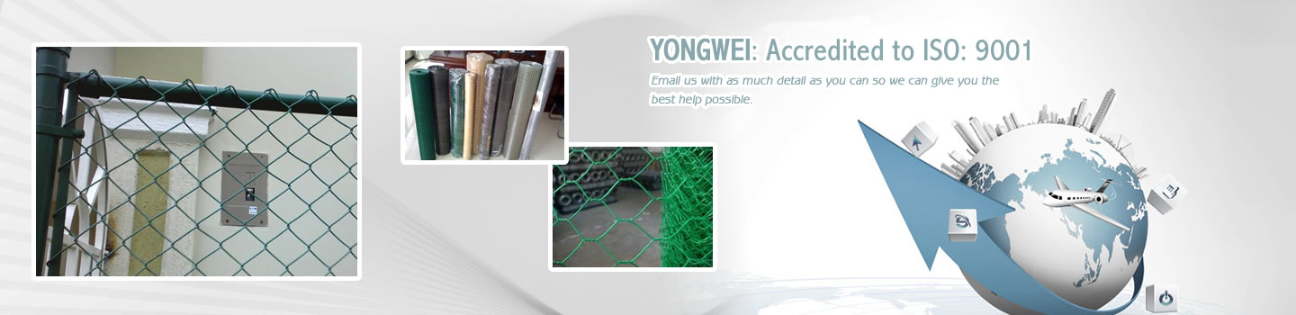 We produce and supply series hexagonal wire netting, welded wire ...